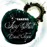 The Fakers - Say What cover