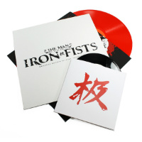 RZA Man Iron Fists OST