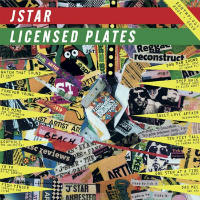 Licensed Plates JStar