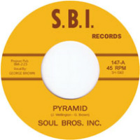 Pyramid Hot Pants Soul Bros Inc.