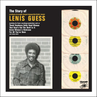 The Story Of Lenis Guess LP
