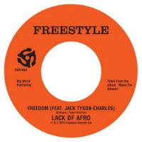 Freedom Lack Of Afro Jack Tyson Charles