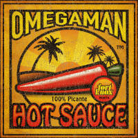 Hot Sauce EP Omegaman