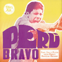 Peru Bravo Tiger's Milk