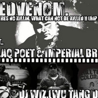There's No Killin Redvenom Blaq Poet