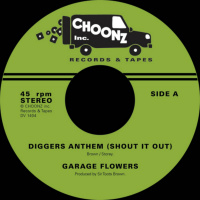Diggers Anthem Garage Flowers