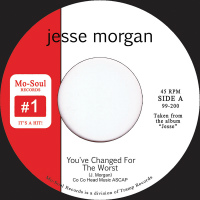 You've Changed For The Worst Jesse Morgan