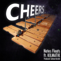 Cheers Notes Floats Kilmatik
