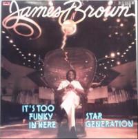 James Brown Charlie Beale Regrooved Its Too Funky In Here