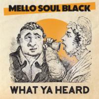 What Ya Heard Mello Soul Black