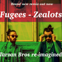 Fugees Zealots Tarzan Bros Re Imagined 2016