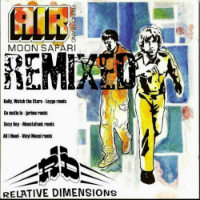 Moon Safari Remixed Air JPrime Leygo Monstafunk Vinyl Messi