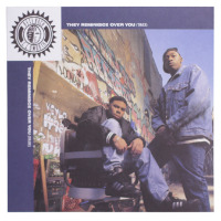 They Reminisce Over You Pete Rock CL Smooth 7 inch