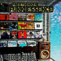 Record Store Freethinker Funk Essence
