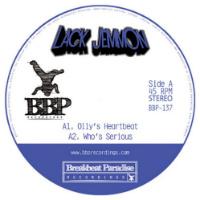 LACK JEMMON:  Lack Jemmon EP