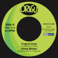 DEEP BREEZ: Project Draw b/w Hammer (2017)