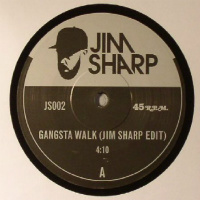 JIM SHARP:  Gangsta Walk 7