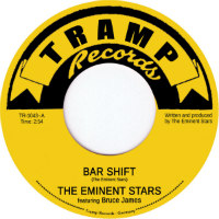 THE EMINENT STARS:  Bar Shift (Vinyl 7