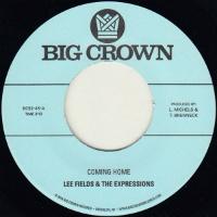 LEE FIELDS:  I'm Coming Home b/w Precious Love (Vinyl 7