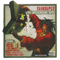 SAUKRATES:  The Underground Tapes (Re-issue)