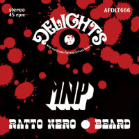 MNP:  Ratto Nero b/w Beard (7