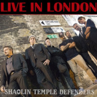 SHAOLIN TEMPLE DEFENDERS:  Live In London