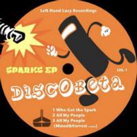 DISCOBETA: Sparks EP