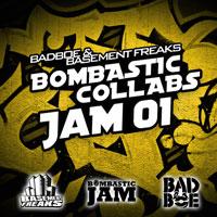 BADBOE & BASEMENT FREAKS: Bombastic Collabs Jam 01 (2012)