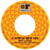 El Ritmo De Nueva York Ray Lugo