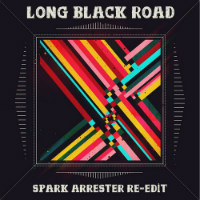 Long Black Road Spark Arrester