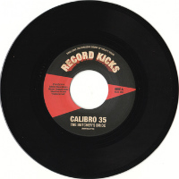 Butchers Bride Get Carter Calibro 35
