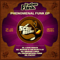 Phenomenal Funk EP Father Funk