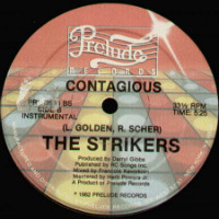 Contagious Ewan Hoozami remix The Strikers