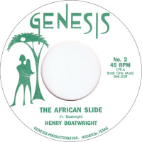 African Slide Git It Henry Boatwright
