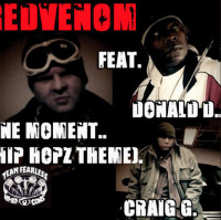One Moment Red Venom Craig G Donald D Poz