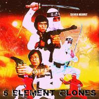 5 Element Clones Silver Hermit
