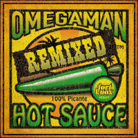 Hot Sauce Remixed Omegaman
