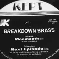 Monmouth Breakdown Brass