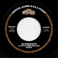 Mr Jason Has A Posse DJ Format 7 inch