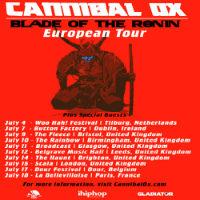 Tour 2015 UK EU Cannibal Ox