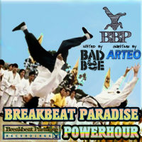 Powerhour Podcast Breakbeat Paradise