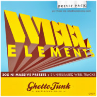 WBBL Presets Pack Ghetto Funk