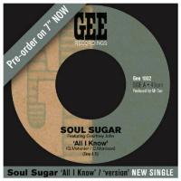 All I Know Soul Sugar