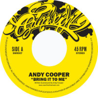 Bring It To Me Charlie Brown Andy Cooper