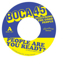 People Are You Ready Boca 45