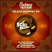 Heads Boppin' EP Cocckney Nutjob