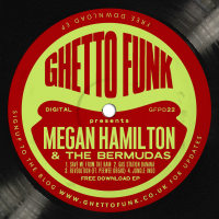 Megan Hamilton Bermudas Ghetto Funk