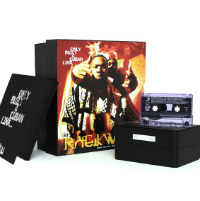 Purple Tape watch box Raekwon reissue
