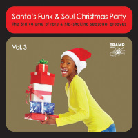 Santa's Funk Soul Christmas Party Vol. 3