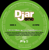 1-2-3-4-5 Wake Up! Djar One Carpetface
